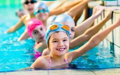 Cursos de Natación para niños – Verano 2020