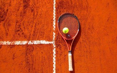 Partidos de tenis y pádel