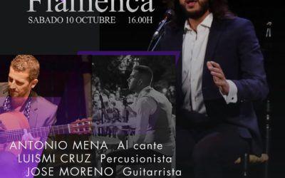Actuación Antonio Mena