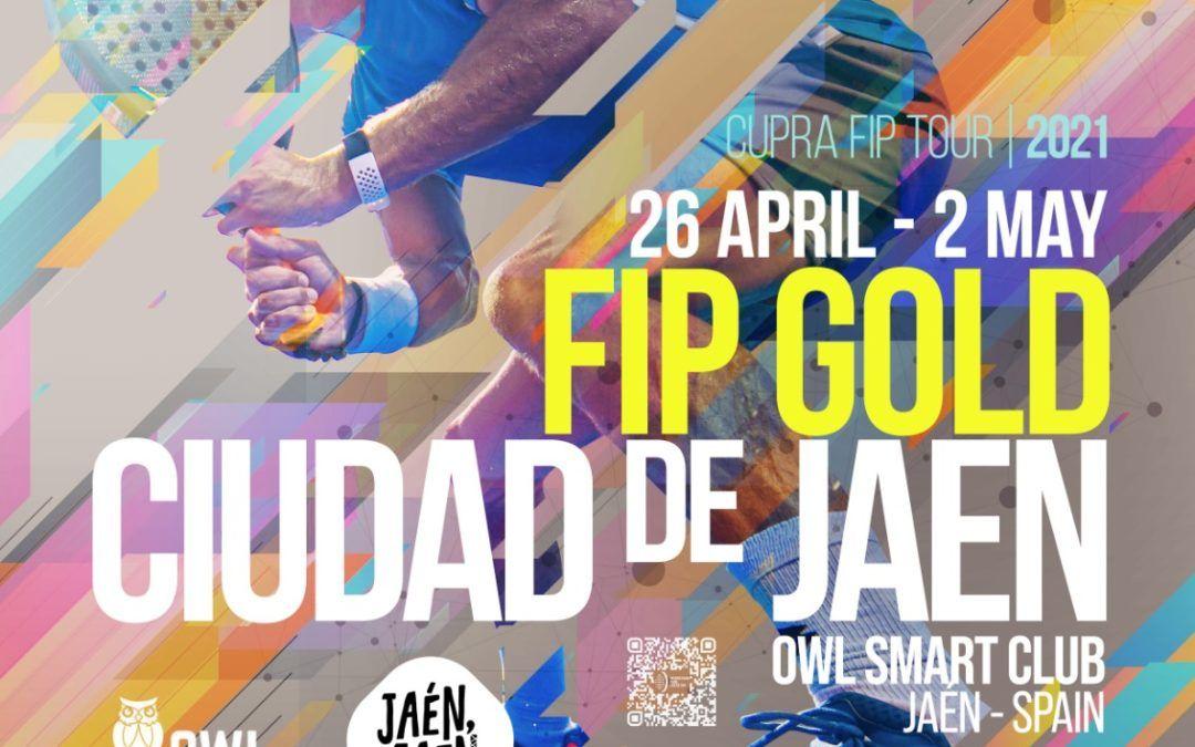 1º FIP GOLD Ciudad de Jaén de Pádel