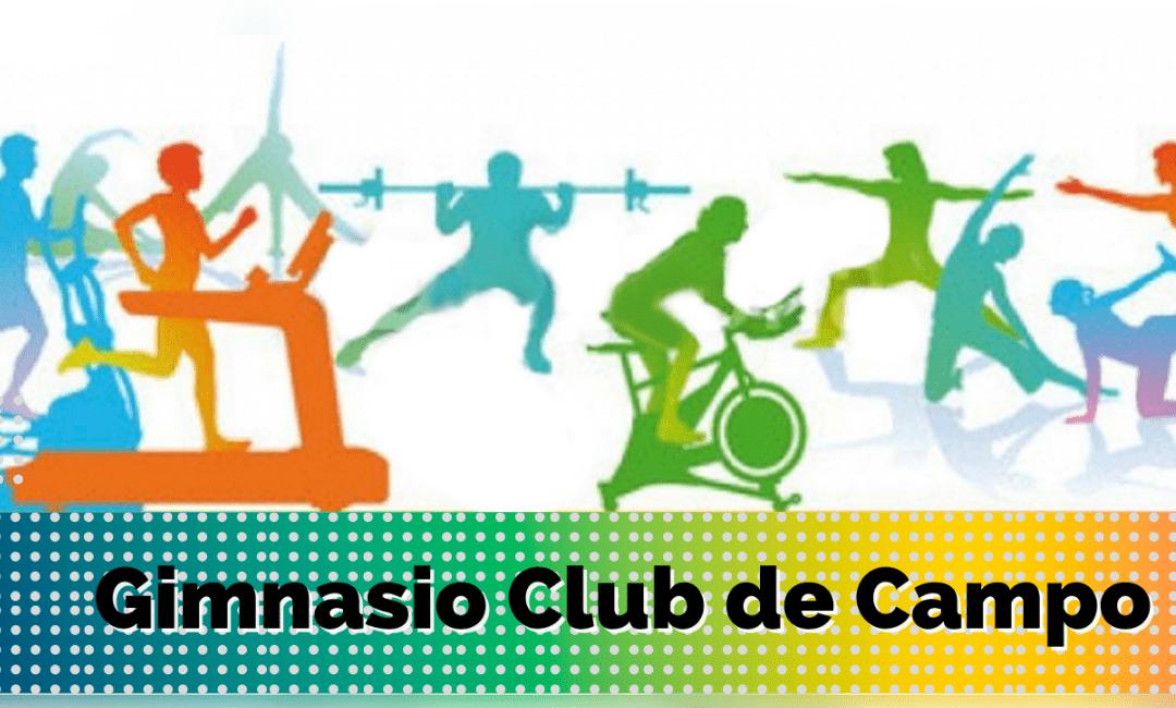 Reapertura del Gimnasio del Club de Campo