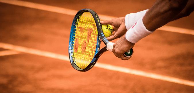 Inicio Escuela de Tenis «Antonio Romero» en el Club de Campo de Jaén